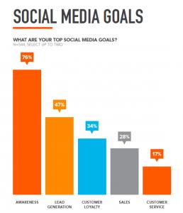 Social Media Awareness: Goals